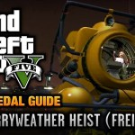GTA 5 – Mission #30 – The Merryweather Heist (Freighter) [100% Gold Medal Walkthrough]