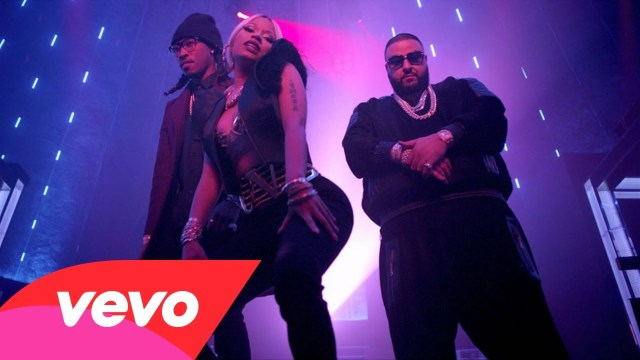 DJ Khaled – I Wanna Be With You (feat. Future, Nicki Minaj & Rick Ross)