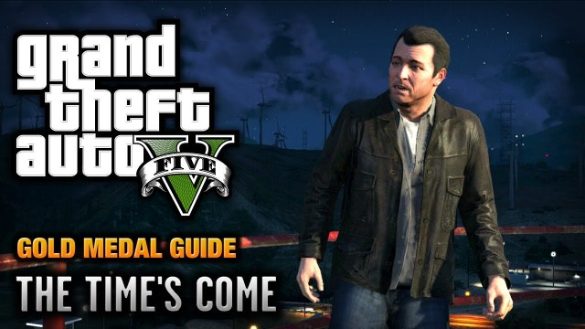 GTA 5 – Ending / Final Mission #2 – The Time's Come (Option B)