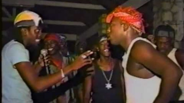 Throwback: Beenie Man vs Elephant Man Clash w/Lexxus and Kiprich 2000
