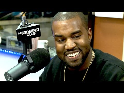 Kanye West Interview at Breakfast Club Power 105.1