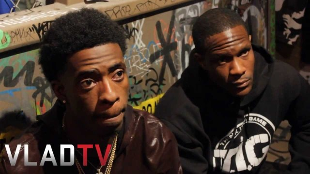 Rich Homie Quan Talks Trinidad James Controversy