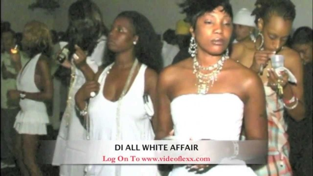 Di All White Affair