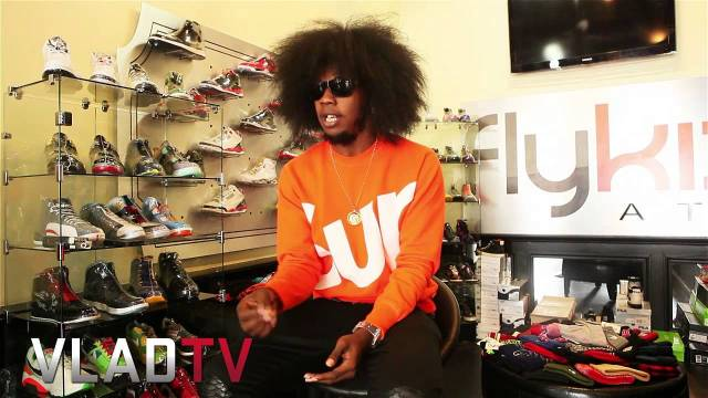 Trinidad James Talks Issues With Peter Rosenberg