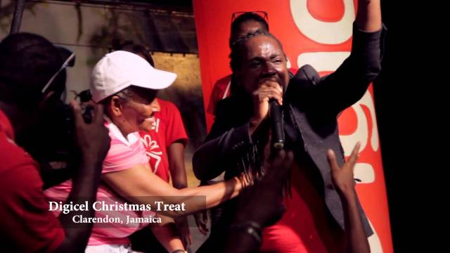 I-Octane Performing At Digicel Road Show #OctaneWork