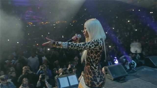 Meek Mill Performing At Powerhouse 2013 Brings Out Nicki Minaj