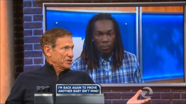 Maury: The Baby Doesnt Look Jamaican, I'm Not The Father