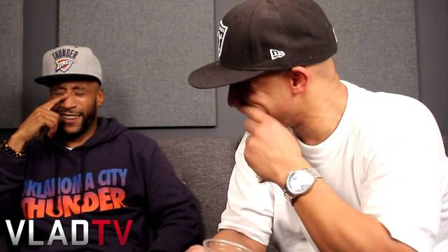 "Lord Jamar's No Drake Fan ""He Wouldn't Have Popped Off In The 80′s Or 90′s. Dudes Would Have Looked At Him As Too Soft"""