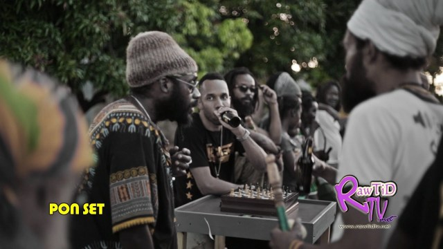 On Set: Cham x Damian Marley – Fighter (Music Video)