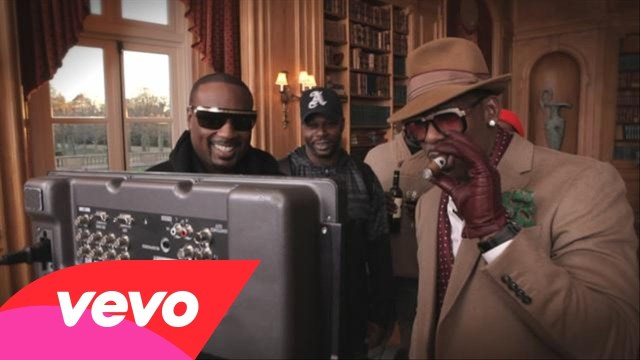 "Behind The Scenes: R. Kelly ""Cookie"" Music Video"