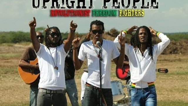 Upright People – Upright & Powerful Official Music Video