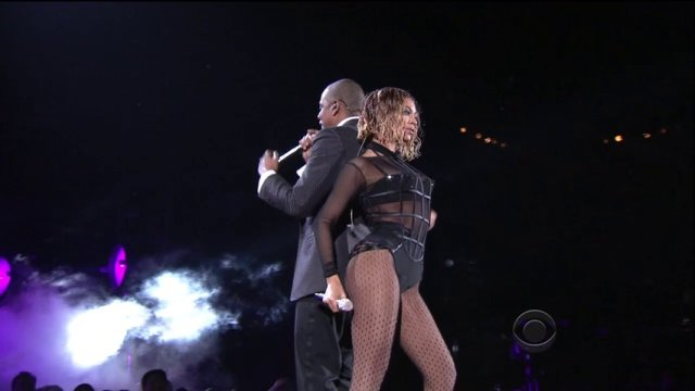 Beyoncé & Jay-Z Live Performance @ 2014 Grammy Awards