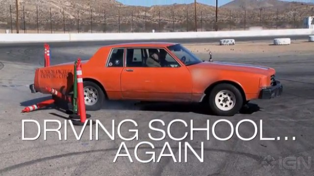 Need for Speed: Driving School