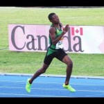 Christopher Taylor runs 48.72 breaks Class-3(U14) Boys 400m Record Boys & Girls Champs 2014