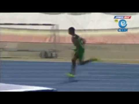 Calabar 41.81 wins Class 3 Boys New Record 4x100m Relay Champs 2014