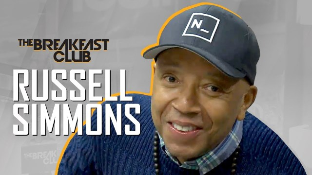 Russell Simmons Interview at The Breakfast Club Power 105.1