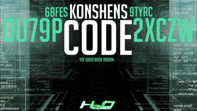 Konshens – Code [The Good Book Riddim]