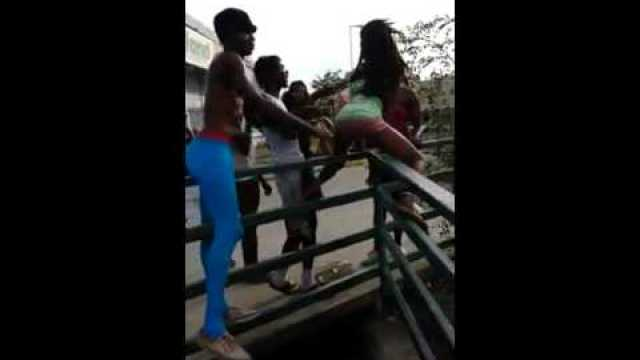 SMH! Gay Men At The Jamaica Carnival Road March 2014