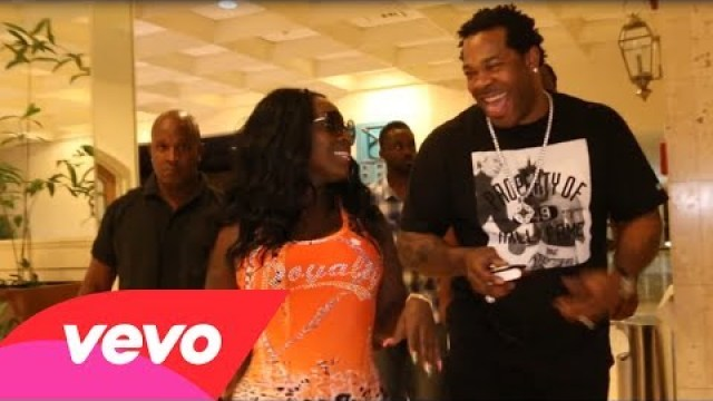 Spice – Behind the scenes of So Mi Like It (Remix) ft. Busta Rhymes