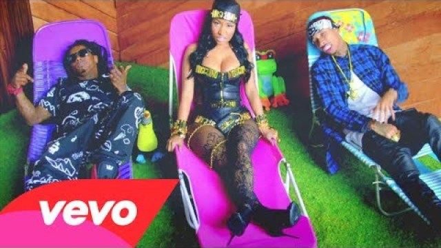 Young Money – Senile (Tyga, Nicki Minaj & Lil Wayne)