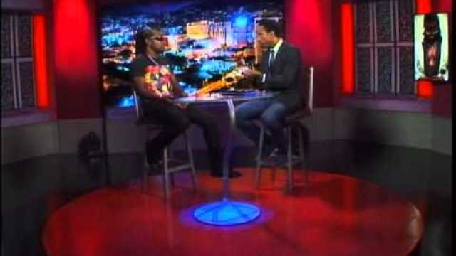 Onstage TV Interview: The Mad Cobra Speaks Pt. 1 (April 5, 2014)