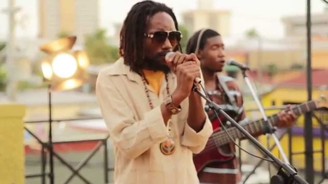 Kabaka Pyramid | Jussbuss Acoustic | Warrior | Episode 9