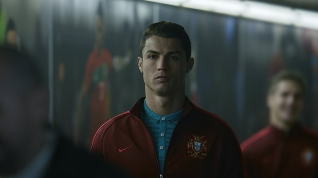 Nike Football: Risk Everything. Cristiano Ronaldo, Neymar Jr. & Wayne Rooney