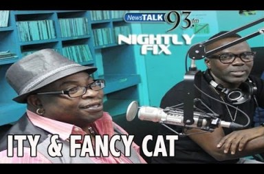 Ity & Fancy Cat addresses gay rumours