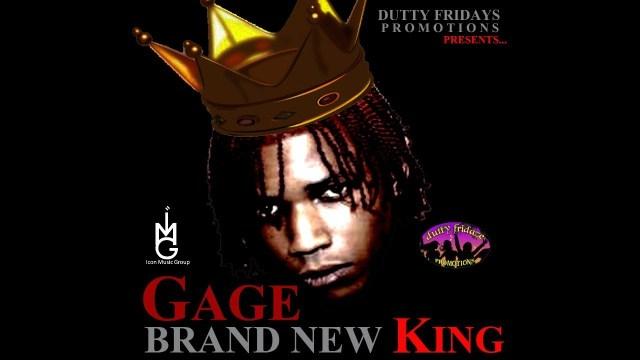 Gage & Vybz Kartel – Brand New King