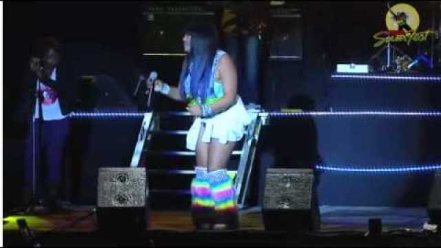 Tifa performance at Sumfest 2014