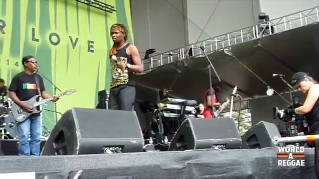 Raging Fyah Live at Summerjam 2014