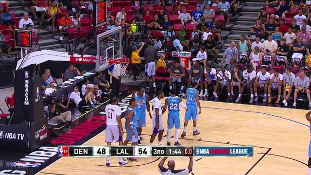 Top 10 Plays: Summer League 7/18/14