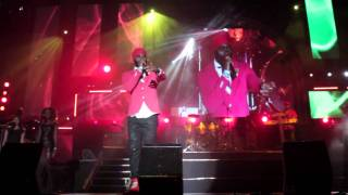 Highlights of Sumfest Dancehall Night 2014