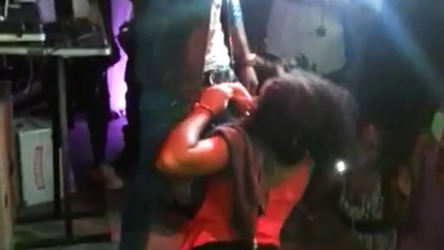 Gage Got a Deep Throat In Ocho Rios During Performance
