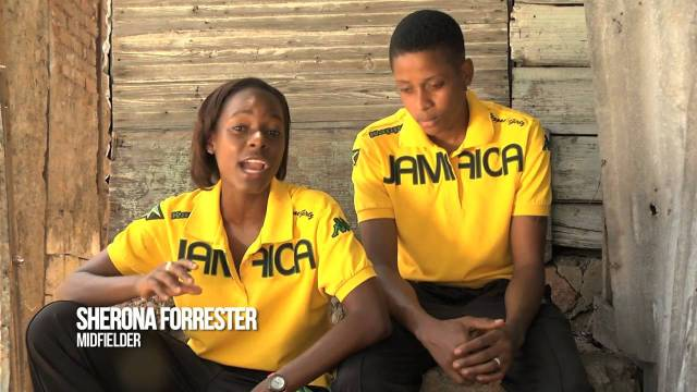 The Reggae Girlz – OUR STORY