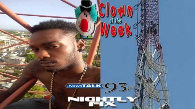 Clown of the Week [Aug8-14 2014]: Ikon D Link (suicidal artiste) – Nightly Fix NewsTalk93FM