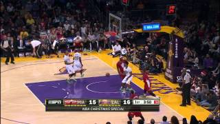 Top 10 Miami Heat Plays of the 2013-2014 Season