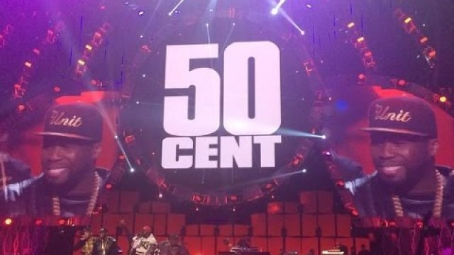 50 Cent & G-Unit – iHeartRadio Festival Performance 2014