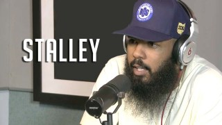 Stalley talks Meek Mill, Lebron back in Ohio + Jacking Chevys