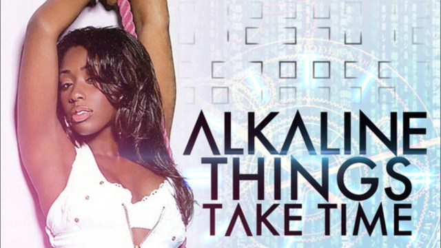 Alkaline – Things Take Time (Raw) [Black List Riddim]