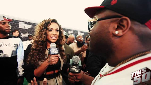 Erica Mena Reveals She's Engaged To Bow Wow