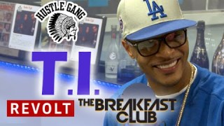 T.I. Interview at The Breakfast Club Power 105.1 (10/22/2014)