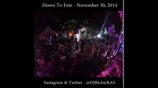 Down To Fete – Richie R.A.S. Vlog