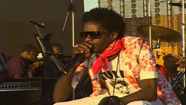 Gully Bop Performance At Sting 2014