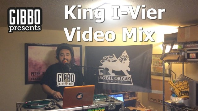 Reggae One Drop & Vocal Best Of 2014 Mix – King I-Vier – Jah Warrior Shelter Hi-Fi