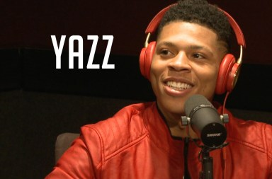 Empire Star 'Yazz' Drops By Ebro In The Morning on Hot 97