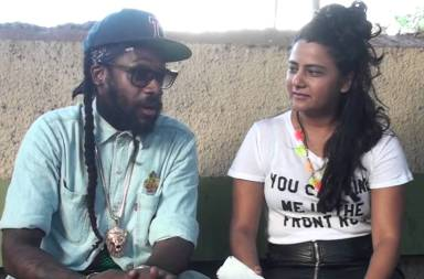 Tarrus Riley: Bob Marley is more accepted abroad than in Jamaica