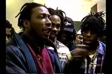 Busta Rhymes and ODB Freestyle