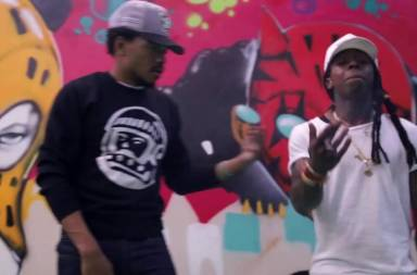 "Chance The Rapper ""No Problems"" ft Lil Wayne & 2 Chainz Music Video"