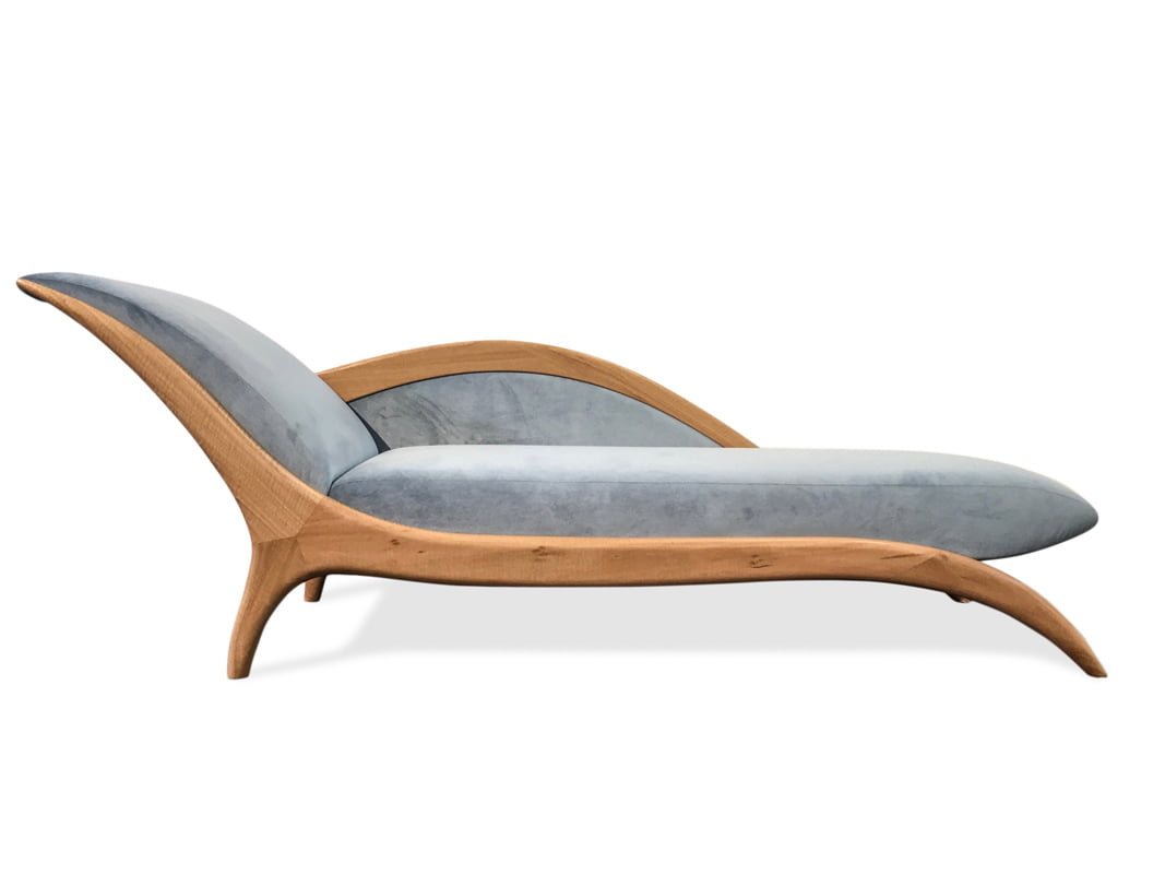 Chaise Darwin Sue S Chaise Lounge Fine Furniture Design Fine Art Paintings Jahroc Galleries